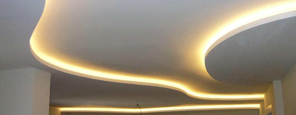 decorazione-cartongesso-onde
